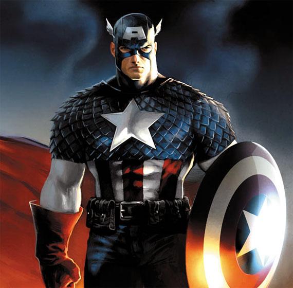 [Captain America]